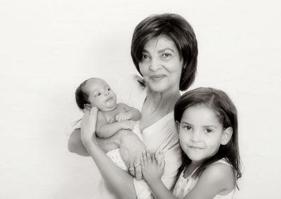Newborn boy photo session