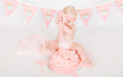 Cake Smash and Master Artist Photo Sessions