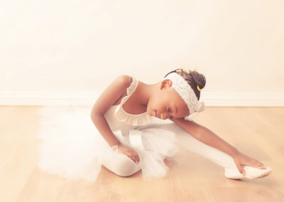 Justine Nghiyolwa, ballerina, styled photo session