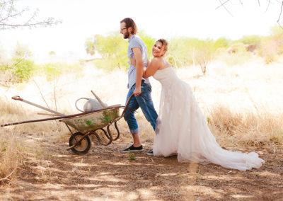Carmen & Roland, Trash the Dress