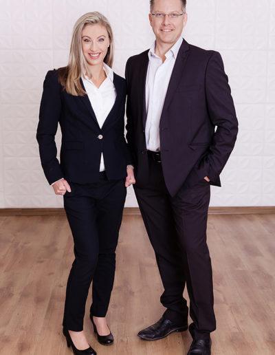 Headshots Karlien & Markus