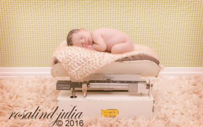 Newborn Safety during a Photo Session